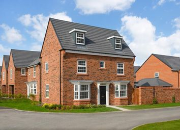 "Thumbnail 4 bedroom detached house for sale in ""Hertford"" at Burney Drive, Wavendon"