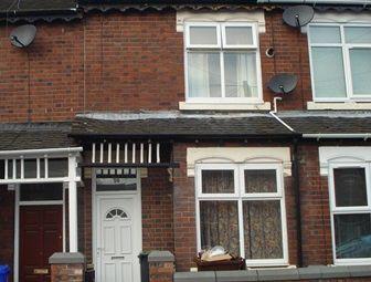 Thumbnail 2 bed terraced house for sale in Kingsley Street, Mier, Stoke-On-Trent