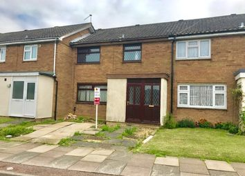 Thumbnail 3 bed terraced house for sale in Thirlmere Avenue, Abington, Northampton