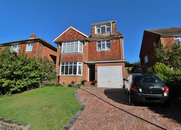 Thumbnail 4 bed detached house for sale in Penk Ridge, Farlington, Portsmouth