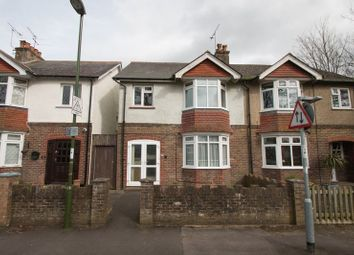 Thumbnail 3 bed semi-detached house for sale in Alexandra Road, Chichester
