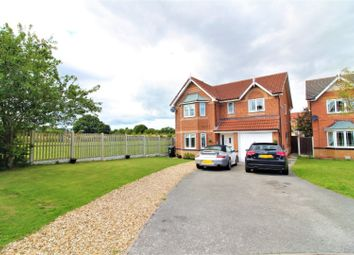 Thumbnail 4 bed detached house for sale in Ffordd Pant Gwyn, Connah's Quay