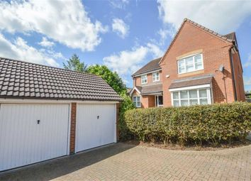 Thumbnail 4 bedroom detached house for sale in Chestnut Grove, Hoddesdon, Hertfordshire