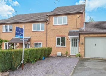Thumbnail 2 bed terraced house for sale in Bluebell Close, Biddulph, Stoke-On-Trent