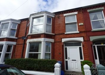 Thumbnail 4 bed terraced house to rent in Harringay Avenue, Mossley Hill, Liverpool