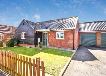 Thumbnail 2 bed bungalow for sale in Magnolia Mews, Swanton Morley, Dereham