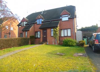 Thumbnail 2 bed terraced house to rent in The Pemberton, Broadmeadows, South Normanton, Alfreton
