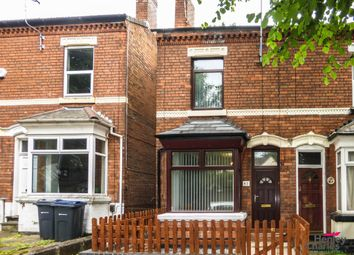 Thumbnail 3 bedroom end terrace house for sale in Johnson Road, Erdington, Birmingham