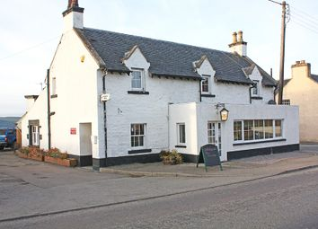 Thumbnail Leisure/hospitality for sale in Culbokie Inn, Dingwall, Ross-Shire