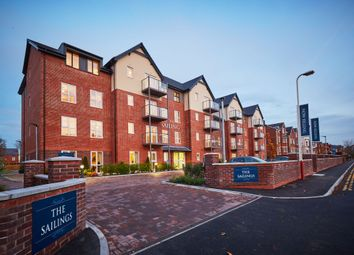 Thumbnail 3 bed flat for sale in Alexandra Road, Southport