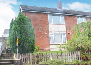 Thumbnail 2 bedroom flat for sale in Newman Road, Trevethin, Pontypool