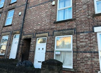 Thumbnail 3 bed terraced house to rent in Park Road, Lenton