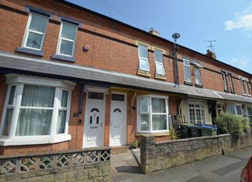 Thumbnail 2 bed terraced house to rent in Poplar Road, Bearwood, Smethwick