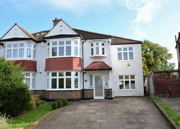 Thumbnail 5 bed semi-detached house to rent in Shirley Avenue, Croydon
