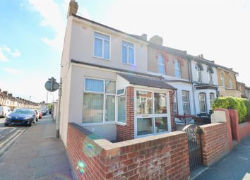 Thumbnail 3 bed end terrace house for sale in Old Road West, Northfleet, Gravesend