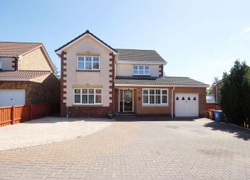 Thumbnail 5 bedroom detached house for sale in Loaninghill Road, Uphall