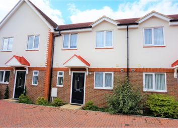 Thumbnail 3 bed terraced house for sale in Asten Way, Romford