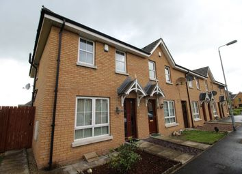 Thumbnail 2 bed terraced house for sale in Mornington Lane, Lisburn