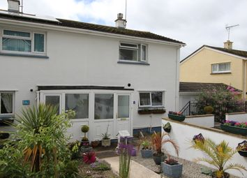 Thumbnail 2 bed semi-detached house for sale in North Road, Torpoint