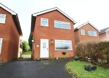 Thumbnail 3 bedroom detached house for sale in Hillside Avenue, Kidsgrove, Stoke-On-Trent