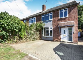 Thumbnail 3 bed semi-detached house for sale in Queenswood Avenue, Brentwood