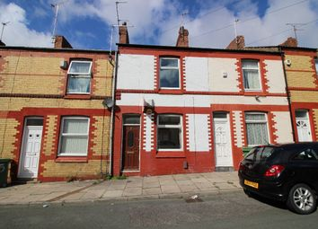 Thumbnail 2 bed terraced house for sale in Kendal Road, Wallasey, Merseyside