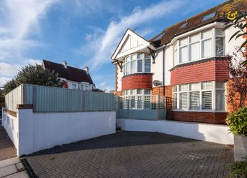 Thumbnail 5 bed property for sale in New Church Road, Hove