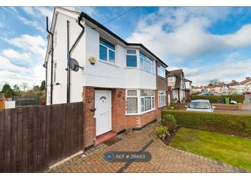 Thumbnail 4 bed semi-detached house to rent in Woodlands Avenue, Ruislip