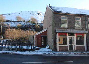 Thumbnail Semi-detached house for sale in Llewellyn Street, Ferndale, Pontygwaith CF43 3Le, UK