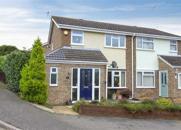 Thumbnail 3 bed semi-detached house for sale in Himley Green, Leighton Buzzard