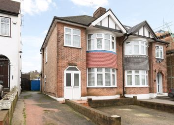 3 bed semi-detached house for sale in Brunswick Park Road, London N11