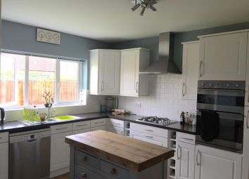 Thumbnail 4 bed property to rent in Rowan Close, Desborough, Kettering