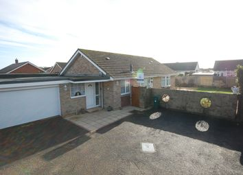 Thumbnail 4 bed detached bungalow for sale in Park Avenue, Selsey