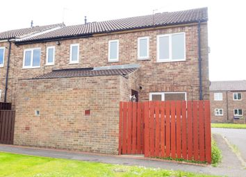 Thumbnail 3 bed end terrace house to rent in Helmsley Drive, Guisborough