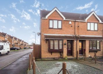2 bed end terrace house for sale in Rydale Court, Hull HU5