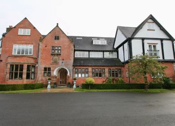 Thumbnail 2 bed flat to rent in Abberley Hall, Chelford Road, Alderley Edge
