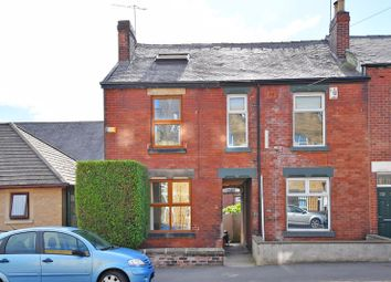 Thumbnail 3 bed terraced house for sale in Tullibardine Road, Greystones, Sheffield