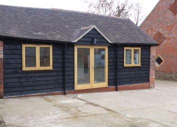 Thumbnail 1 bedroom detached bungalow to rent in Lower Sandlin Farm, Leigh Sinton, Malvern