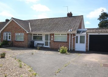 Thumbnail 4 bed semi-detached bungalow for sale in Gelosia Close, Westonzoyland, Bridgwater