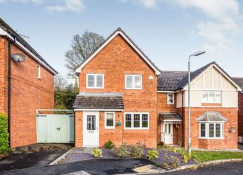 Thumbnail 3 bed detached house for sale in Alyn Road, Gwersyllt, Wrexham