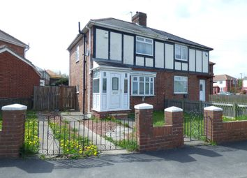 Thumbnail 2 bed semi-detached house for sale in Wark Crescent, Jarrow