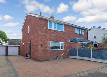 Thumbnail 2 bed semi-detached house for sale in Kingfisher Drive, Benfleet