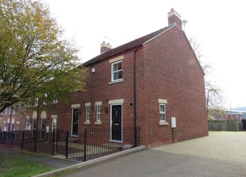 Thumbnail 3 bed end terrace house to rent in Ashbourne Road, Cheadle