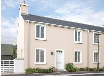 Thumbnail 2 bed semi-detached house for sale in Lochandinty Road, Inverness