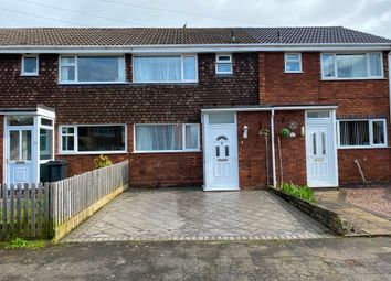 3 bed terraced house for sale in Summerfield Road, Chasetown, Burntwood WS7
