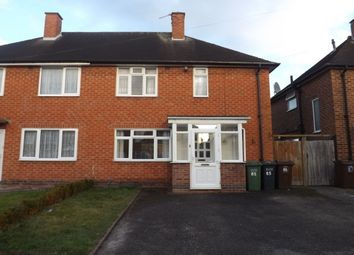Thumbnail 3 bedroom semi-detached house to rent in Daylesford Road, Solihull