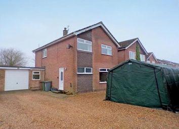 3 bed link-detached house for sale in Horsford, Norwich, Norfolk NR10