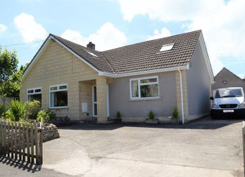 Thumbnail 4 bed detached bungalow for sale in Brittens Hill, Paulton, Bristol