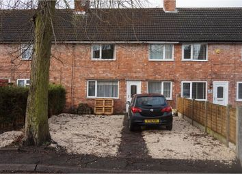 Thumbnail 3 bed terraced house to rent in Second Avenue, Rainworth, Mansfield