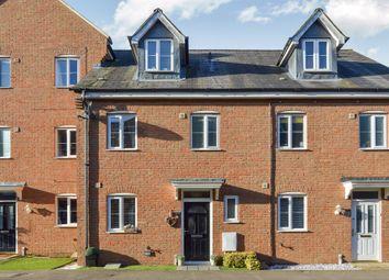Thumbnail Terraced house for sale in Hopton Grove, Newport Pagnell